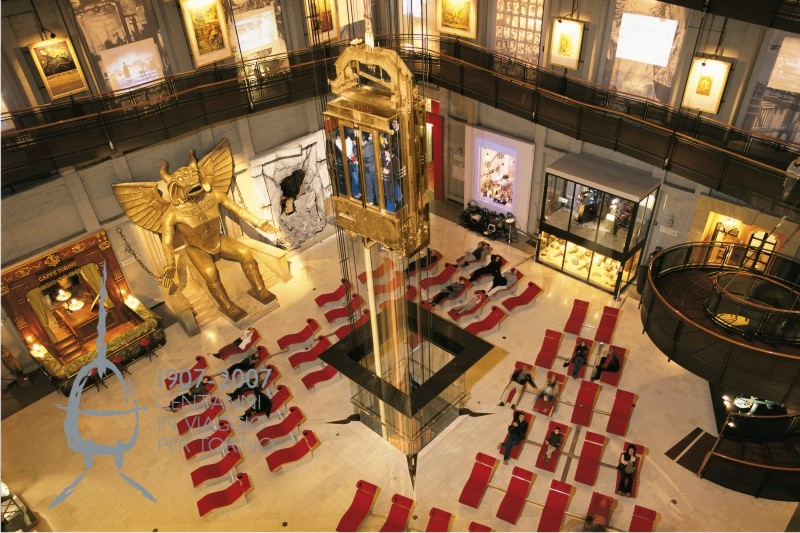 Museo Del Cinema.Surroundings The Most Famous Museums Anna