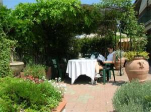 breakfast giardino